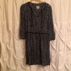 Maeve (partnered with Anthropology) Flowy Dress